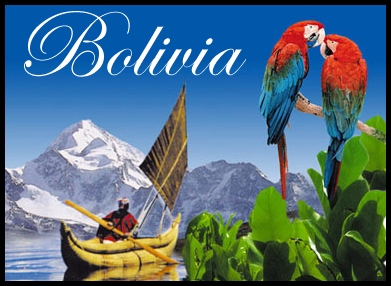 Nevada Illimani, Tropical Parrots, Lake Titicaca Reed Boat